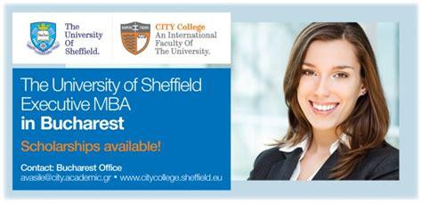 Ul Mba Program by Burse Pentru Managerii Moldoveni La Programul Sheffield