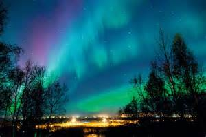 best places for lights the best places to see the northern lights