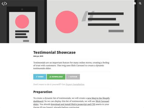 shopify themes timber how to get the most out of the timber theme framework