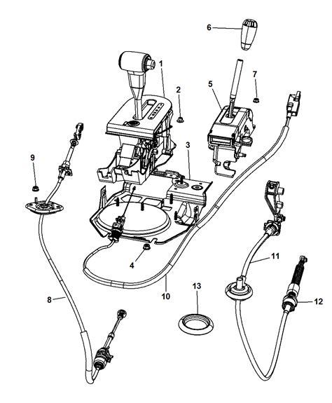 gear shift control   jeep wrangler mopar parts giant