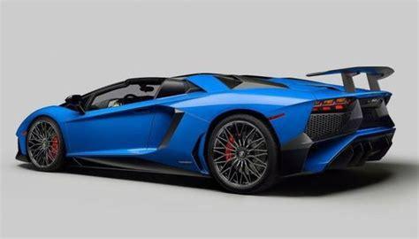 Lamborghini Aventador Release Date 2017 Lamborghini Aventador Top Speed 2016 Best Cars 2017