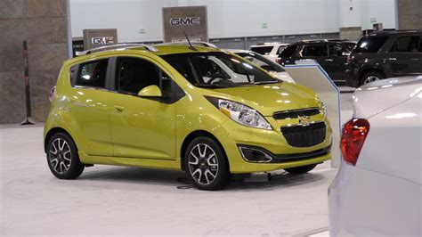 Chevy Sonic Ground Clearance by Denver Auto Show 303 Magazine