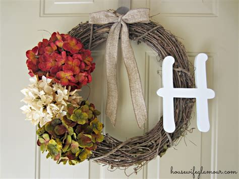 diy wreath ridiculously easy diy fall wreath life in leggings