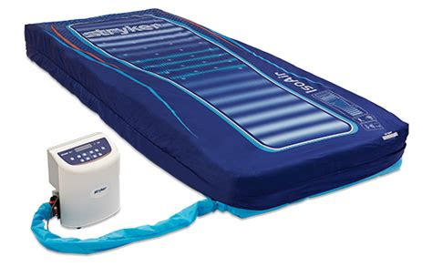 iso comfort air bed stryker iso air dc icu mattress o flynn medical