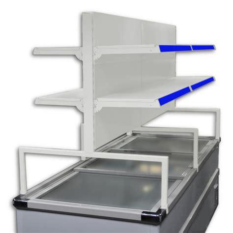 chest with shelves chest freezer gondola 8 shelves max shelf ltd