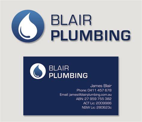 Blairs Plumbing portfolio grange creative