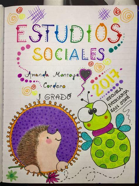 yasumi 4 cuaderno de m 225 s de 25 ideas incre 237 bles sobre caratulas escolares en portadas de cuadernos