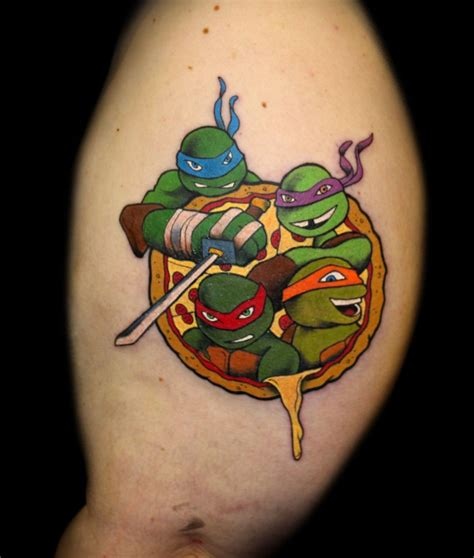 dave tattoos tmnt by chris 51 of area 51 in springfield