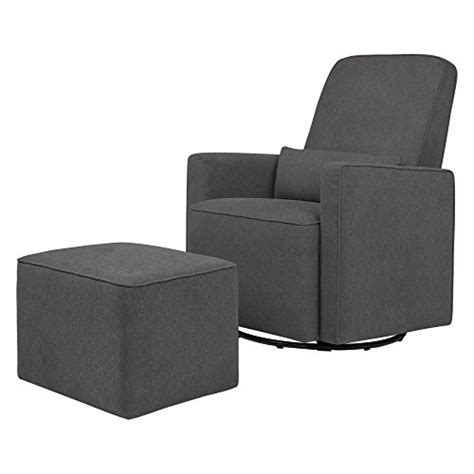 davinci olive upholstered swivel glider with bonus ottoman grey davinci olive upholstered swivel glider with bonus ottoman