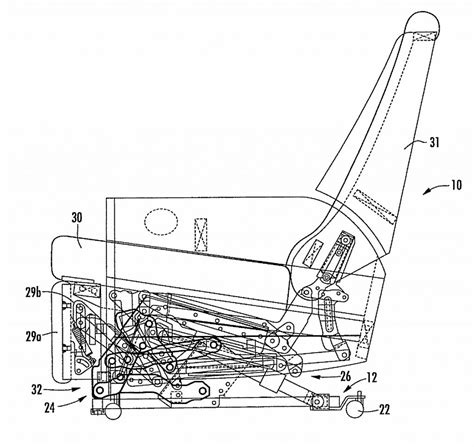 barcalounger recliner mechanism diagram parts for rocker and reclining chairs auto engine and