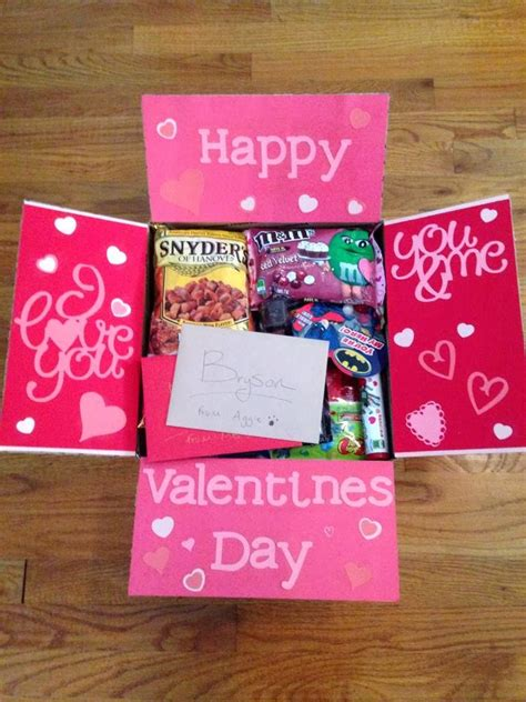 valentines packages from cadet to army valentines day care package