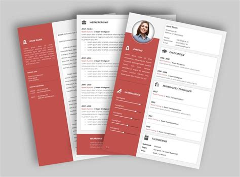 cv layout voor word cv template 2032 laat de lay out van je cv pimpen en