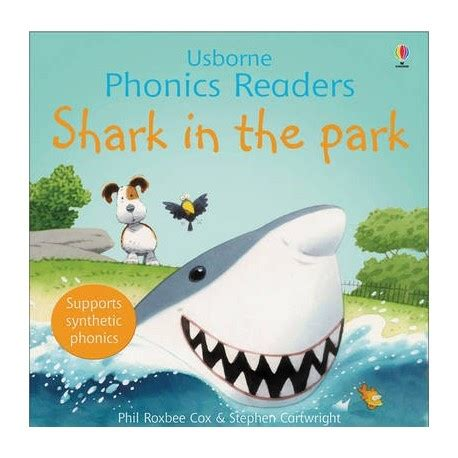 libro the shark in the shark in the park english wooks