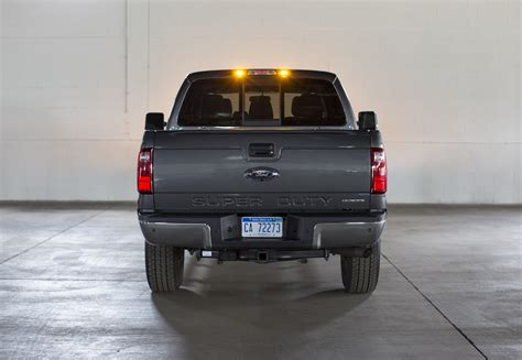 strobe lights for ford f250 factory installed strobe warning led lights available