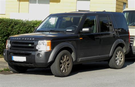 land rover discovery 2008 2008 land rover discovery iii pictures information and