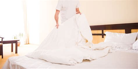 making the bed make your bed change your life huffpost