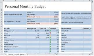 Basic Budget Template Excel Simple Monthly Budget Excel Template Excel Tmp Excel Tmp