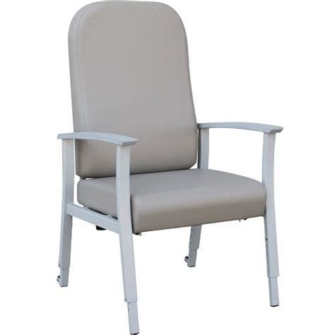 chair for back patient verve adjustable high back patient chair products