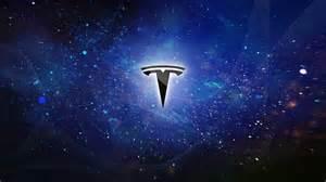 Tesla Motors Logo Wallpaper by pjmccartney on DeviantArt