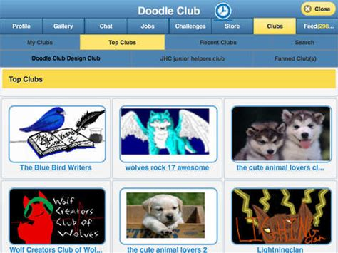 doodle club doodle club pro on the app store
