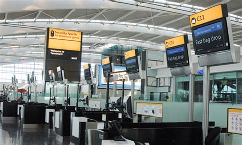 uk air travel market records 3rd slowest growth for 25