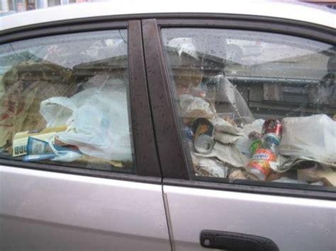 auto sauber machen innen trash cars 27 pics