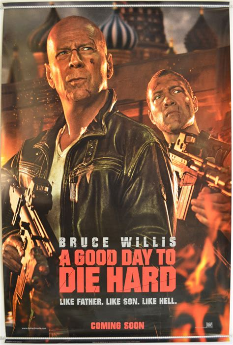 one day more film version a good day to die hard teaser advance version