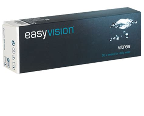 easyvision daily vitrea affordable contact lenses specsavers uk