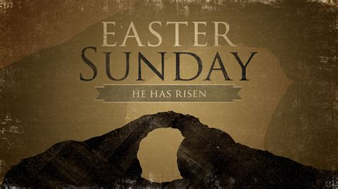 about easter sunday opinions on easter sunday