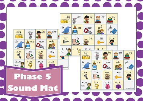 phase 5 sound mat cursive resources epicphonics
