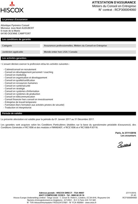 Cabinet Conseil by Cabinet Conseil Assurance