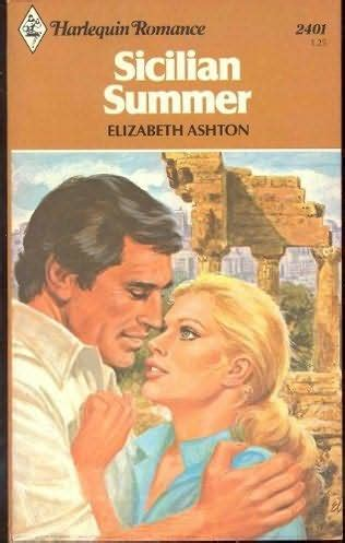 Novel Elizabeth Ashton Th 80an sicilian summer by elizabeth ashton