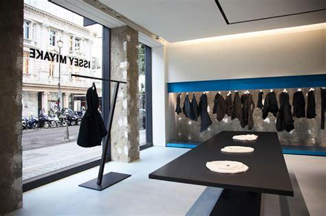 design magazine shop london tokujin yoshioka designs issey miyake flagship store in london