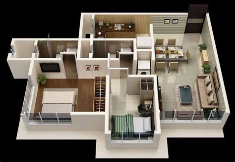 house design 6 x 15 pin by annie jamie on 3d appartment plans pinterest