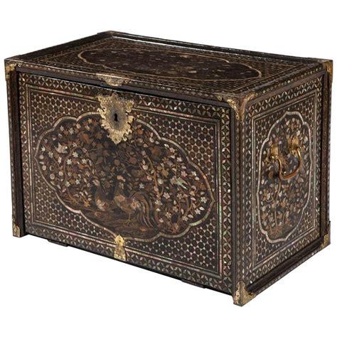 Se Chi Cuen Tea Box Besar namban japanese lacquer export cabinet at 1stdibs
