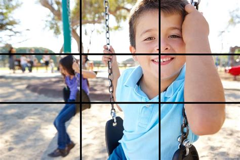 check swing rule the rule of thirds in photography a simple yet effective