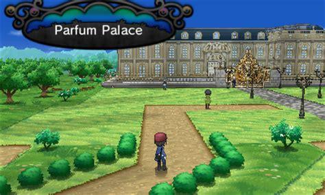pokemon y route 6 route7 route6 parfum palace pokemon x y untigame