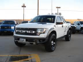 Ford Raptor White Ford Raptor White With Black Rims