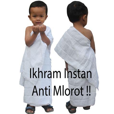 Ikat Pinggang Ihram baju manasik haji anak baju ihram dan seragam