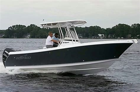 pro line 23 sport back with bang for your buck boats - Proline Boats Price List