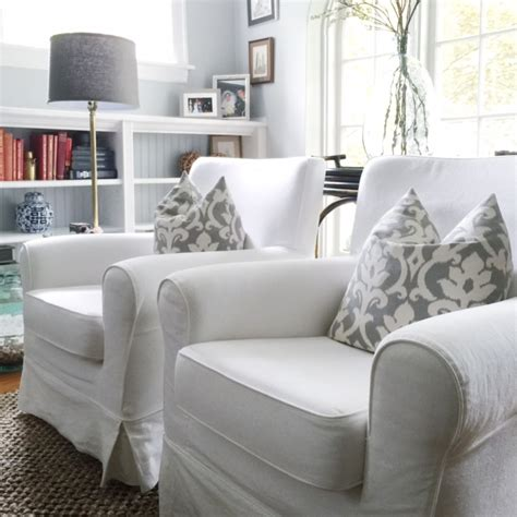 slipcovers for living room chairs slipcover furniture in the living room home with keki