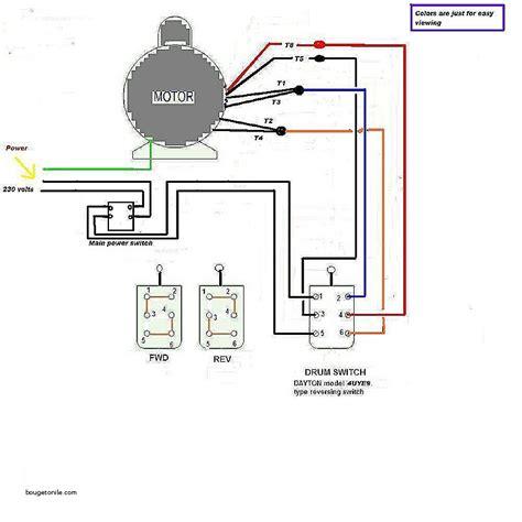 weg 3 phase motor wiring diagram inspirational weg motor