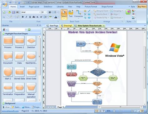 flowchart software free free software flowchart software free