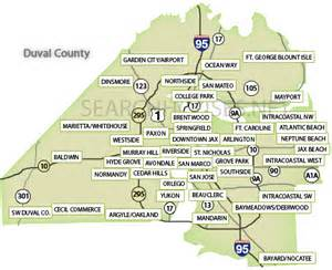 Duval County Zip Code Map by Duval County Florida Zip Code Map Pictures To Pin On