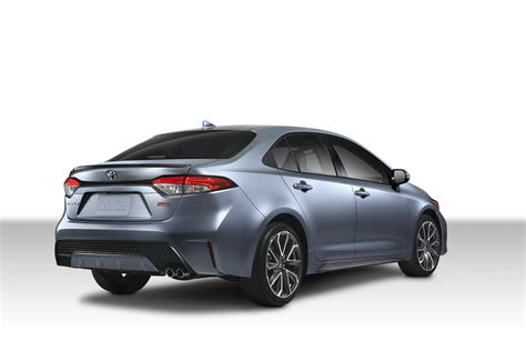 Toyota In 2020 by Toyota Unveiled 2020 Corolla Sedan Japanesesportcars