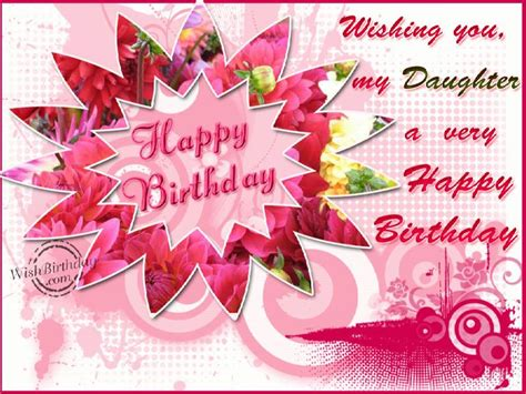 birthday greetings for daughter quotes quotesgram