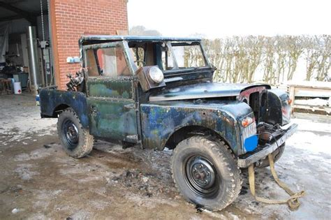 land rover series one for sale rust land rover on sale for staggering 163 200 000