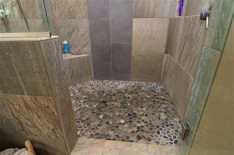 Lake oswego lake remodel eclectic bathroom portland by riverland homes inc