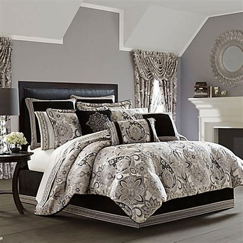 j queen new york guiliana comforter set bed bath beyond