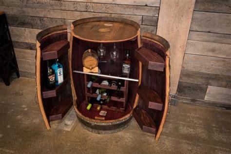 wine barrel liquor cabinet wine barrel liquor cabinet penn billiards and
